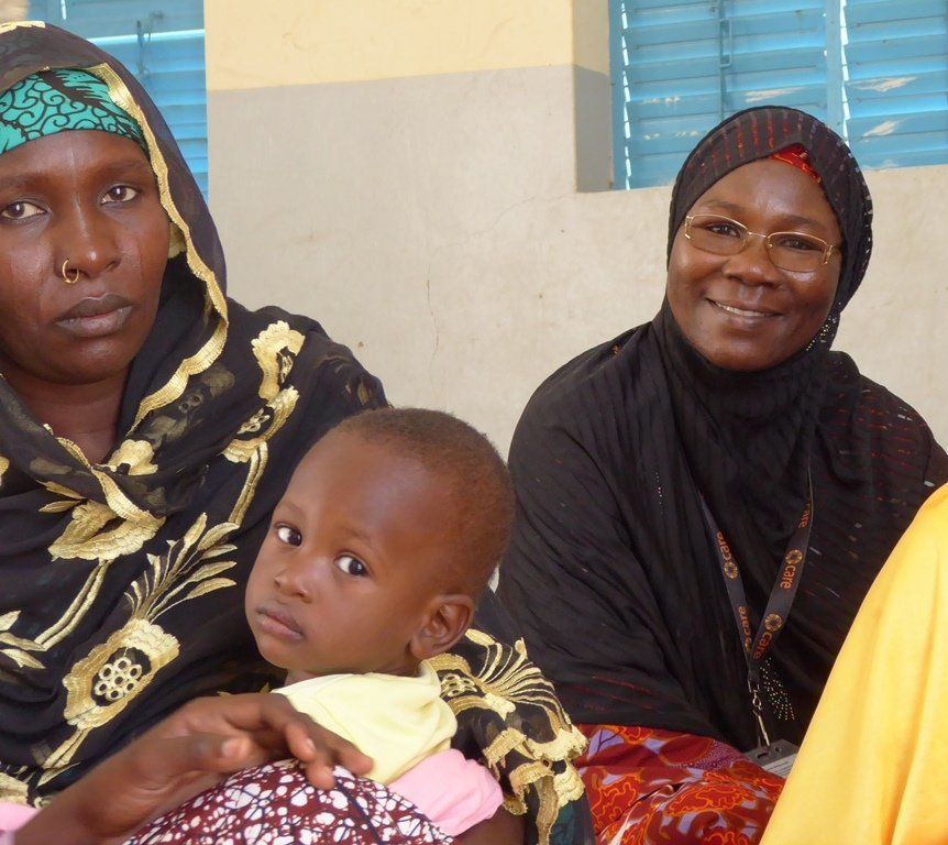 Fatouma Zara is the Gender in Emergencies specialist with CARE's Rapid Response Team