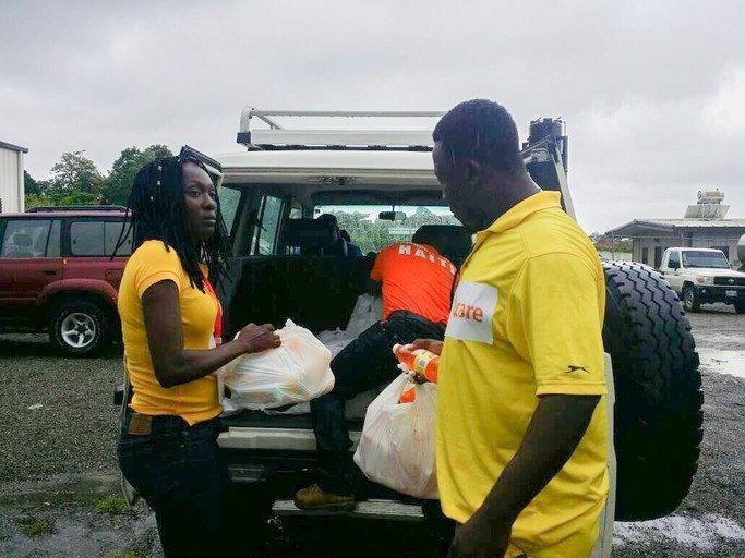 Haiti prep Hurricane Irma