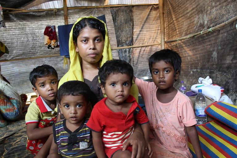 Bangladesh Myanmar refugees