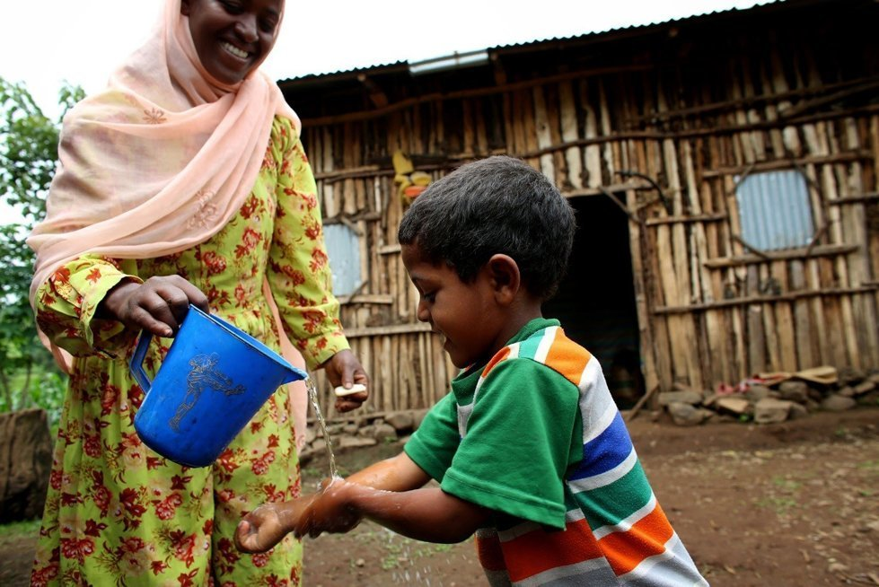 CARE Gifts: Clean water for a family