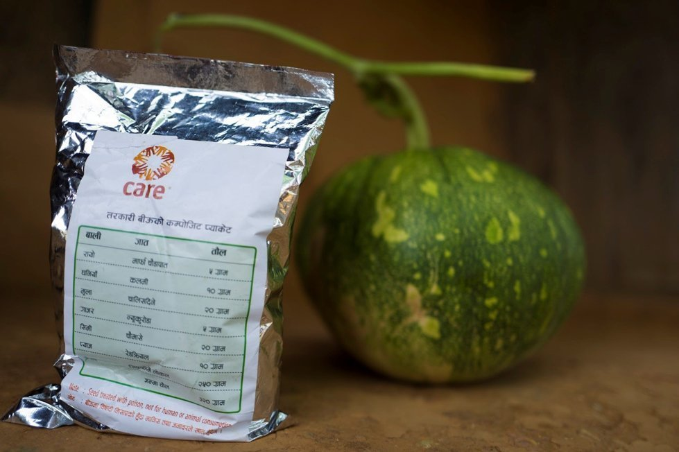 CARE Gifts: Drought-resistant seeds