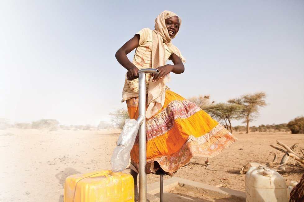CARE Gifts: Water pump