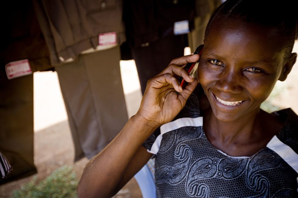 Investing in women and girls