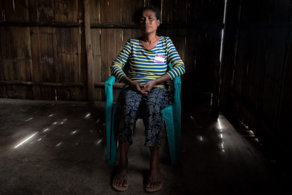Leonora in Timor-Leste by Timothy Buckley/CARE