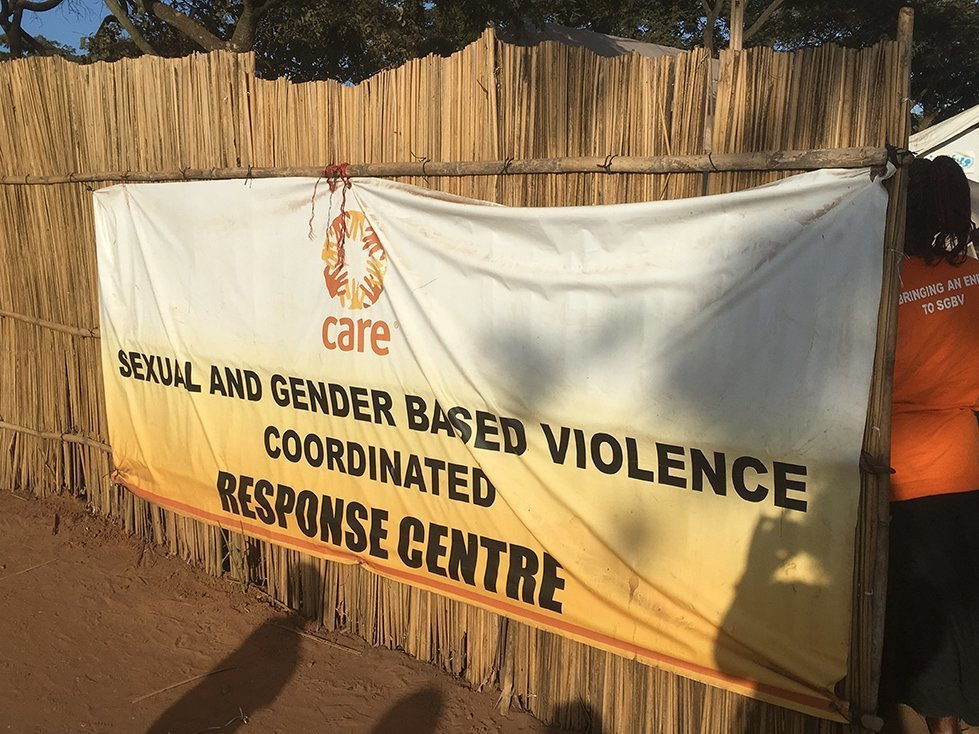 CARE is working with refugees from the Democratic Republic of Congo in Northern Zambia to prevent sexual and gender-based violence.