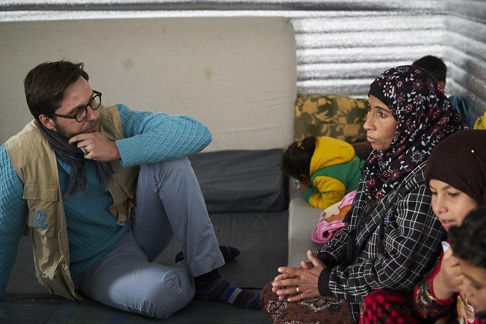 Jean-Nicolas Beuze, UNHCR Representative in Canada