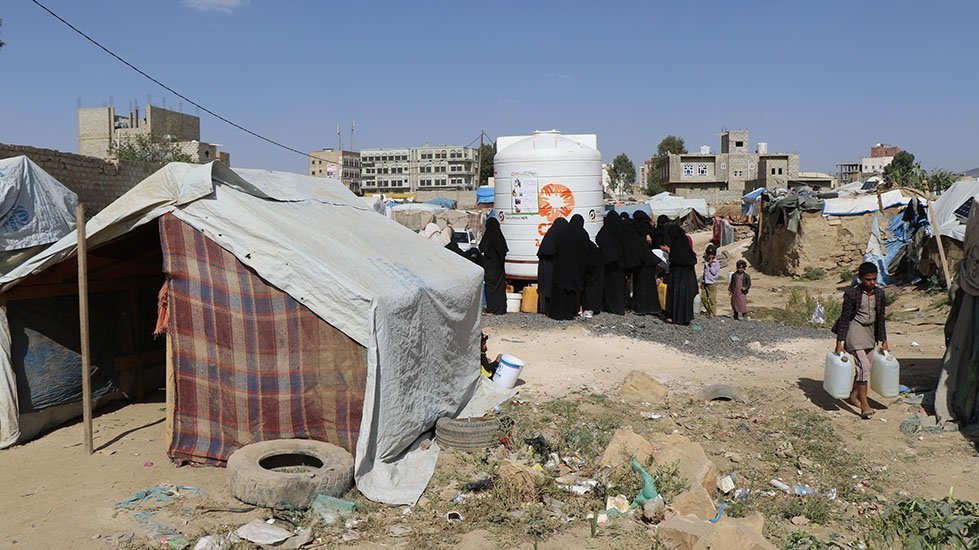 CARE is responding to the crisis in Yemen