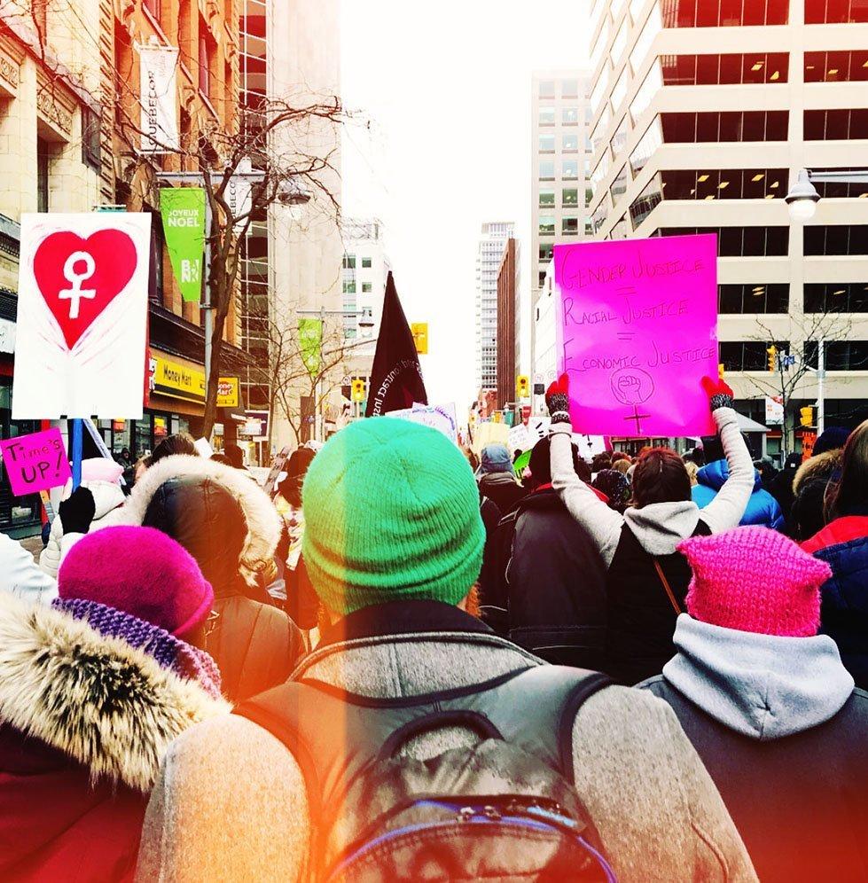 Women's March Ottawa