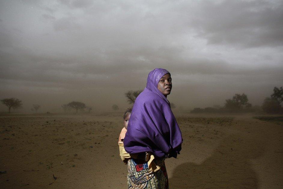woman niger