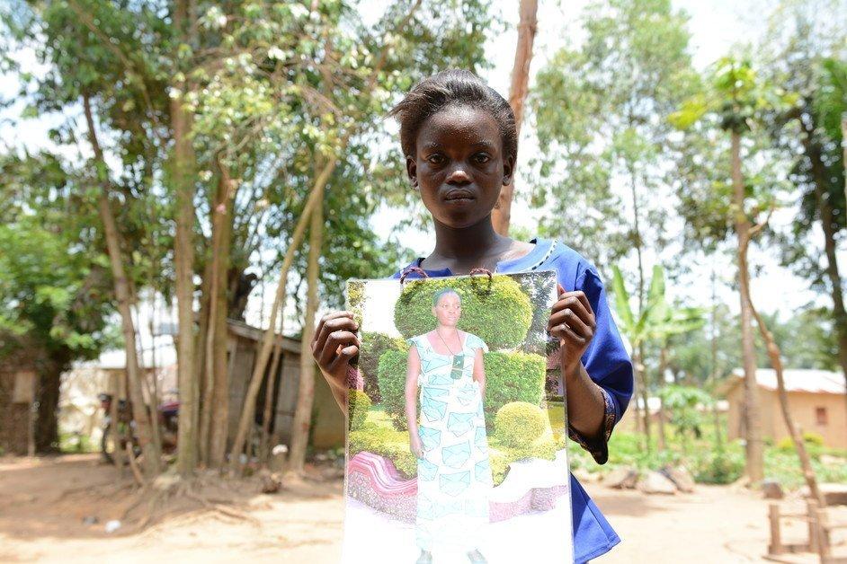 DRC, Ebola survivor