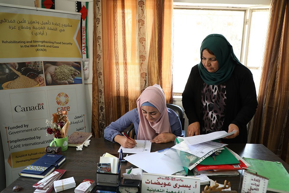Women and Youth Entrepreneurs Leading Change, West Bank and Gaza - OBADER