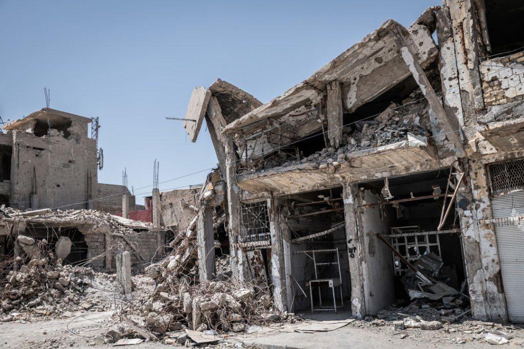 Mosul, Iraq // Photo by CARE/Claire Thomas