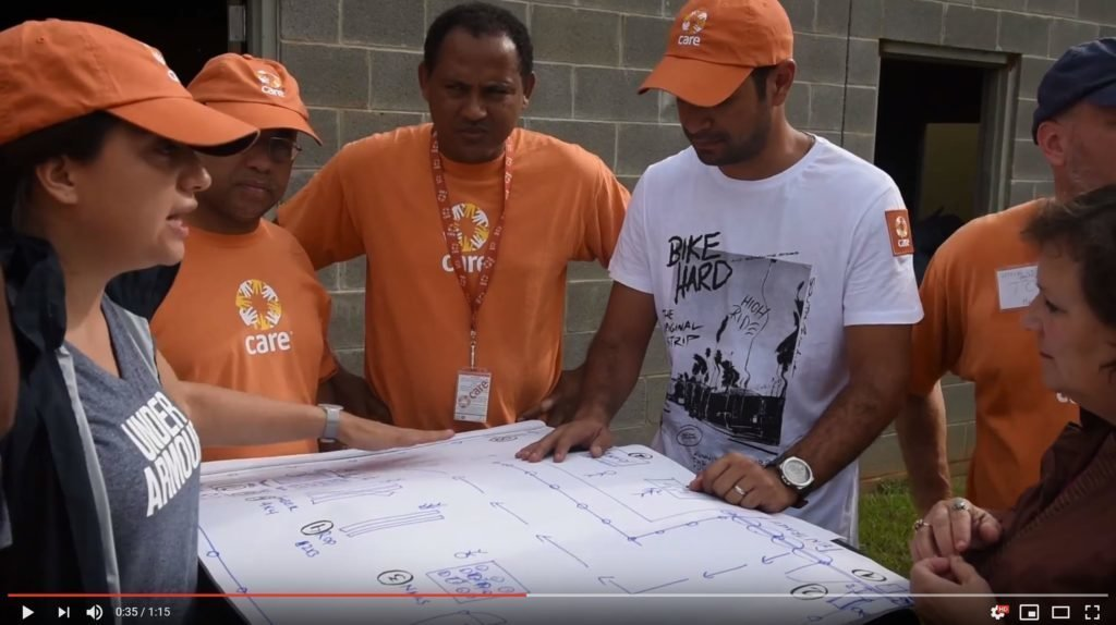 Video: Being a humanitarian worker