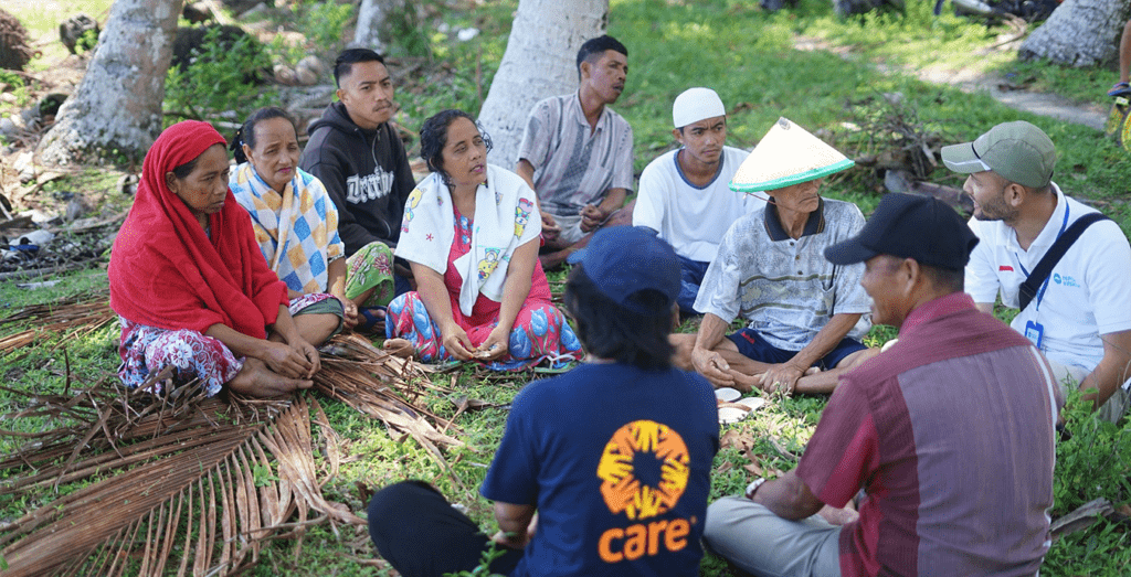Partnership with local community one year after Sulawesi earthquake in Indonesia