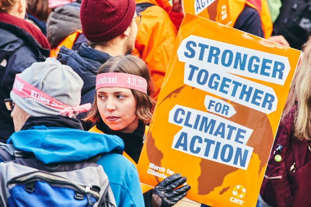 Stronger together for climate atcion
