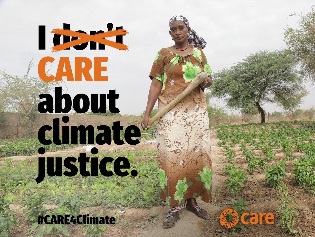 CARE Climate Justice