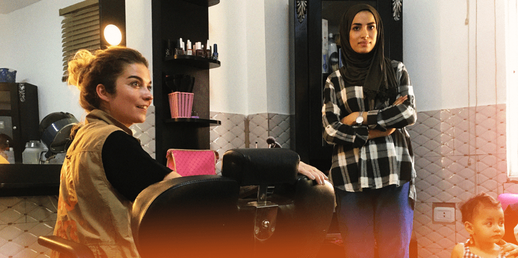 CARE Canada ambassador Annie Murphy visits Jordan