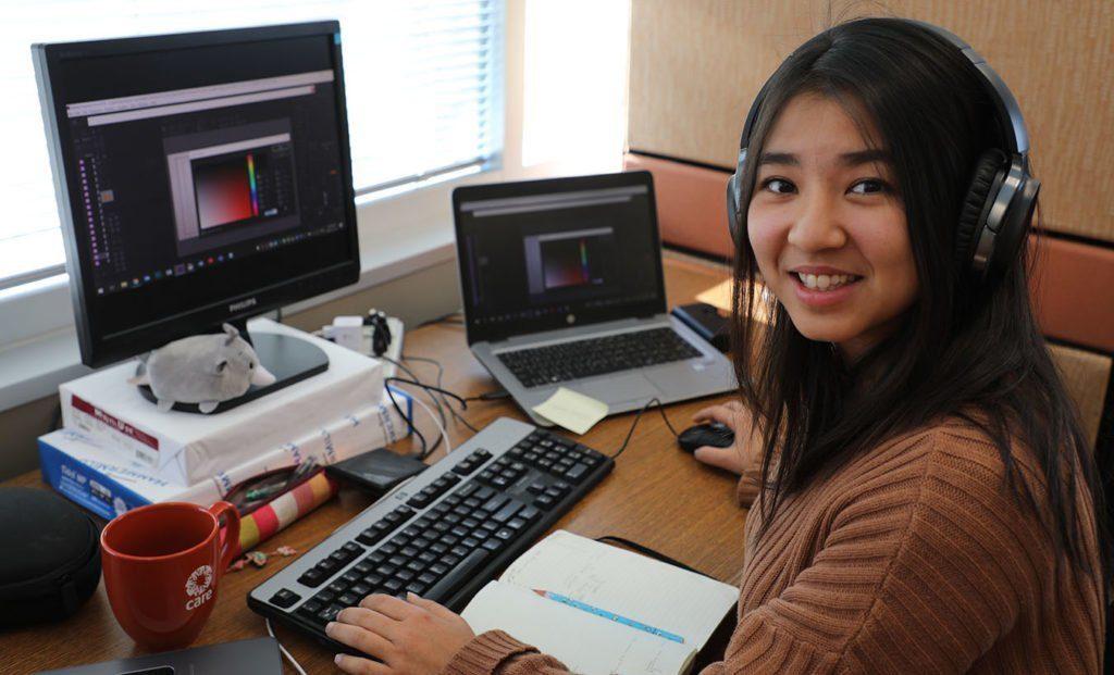 CARE Canada intern Sharon Roy