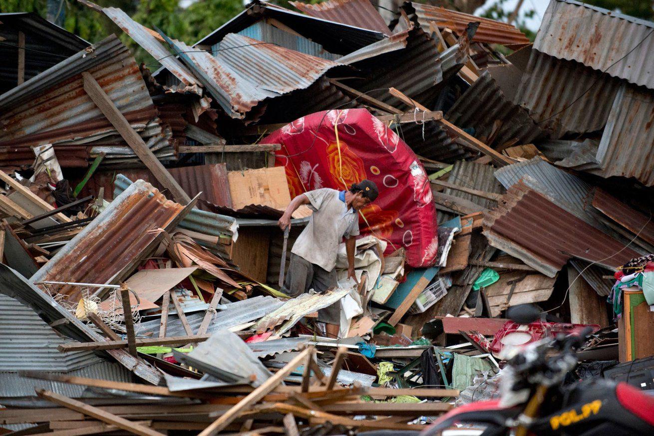 Indonesia Earthquake Tsunami