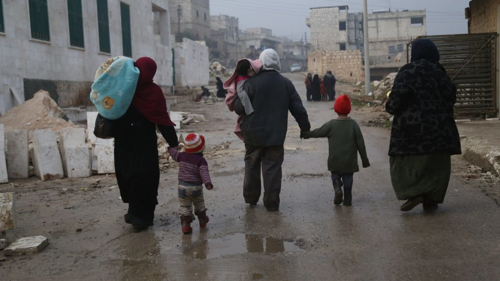Syria 2020