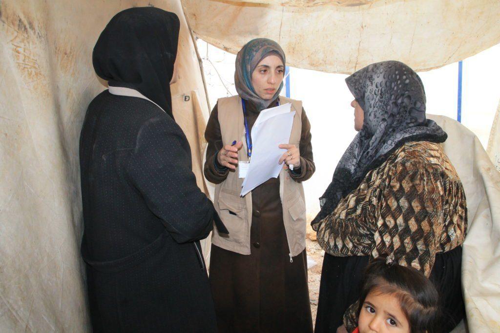 Syria Credit: CARE/Shafak