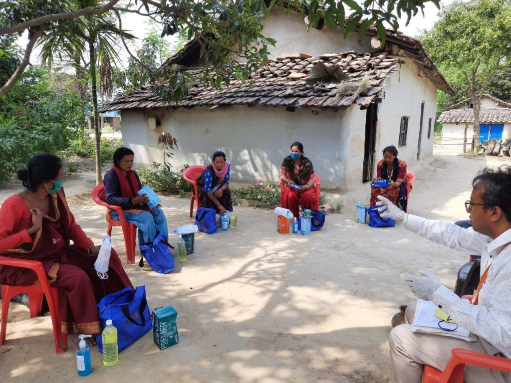 COVID-19 Response Kanchanpur, Nepal