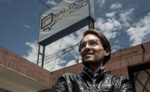 Danilo Manzano, Dialogo Diverso's director in Quito, Ecuador