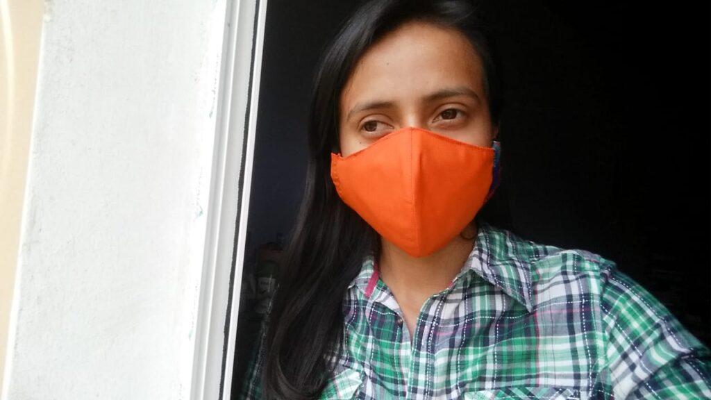 Gladis Elizabeth Cabrera Ramos, participant in CARE's Prolempa project in Honduras