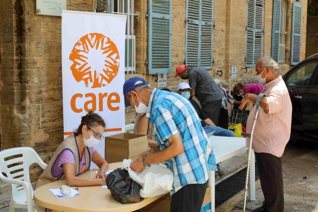 CARE Lebanon Crisis
