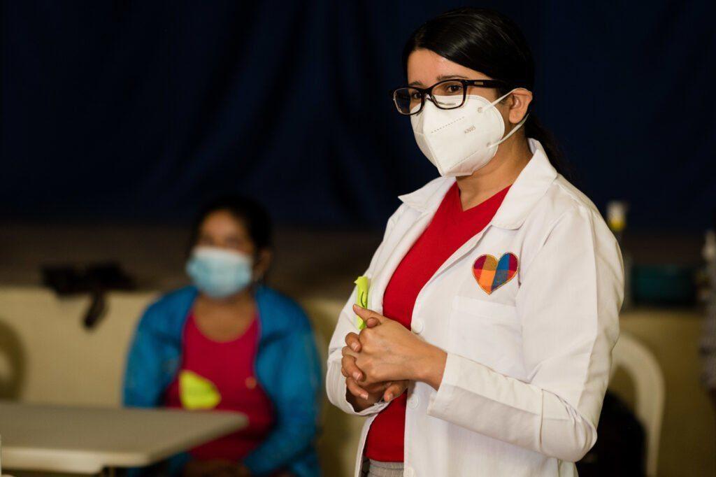 CARE's Gabriela María Portillo Rodríguez, Honduras