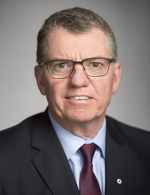 David H. Turpin, CM, FSRC, CARE Canada Board Member