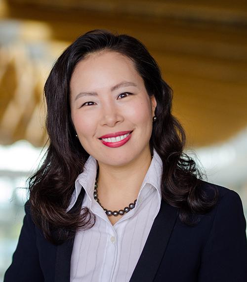 Dr. Victoria Lee, CARE Canada Board Member