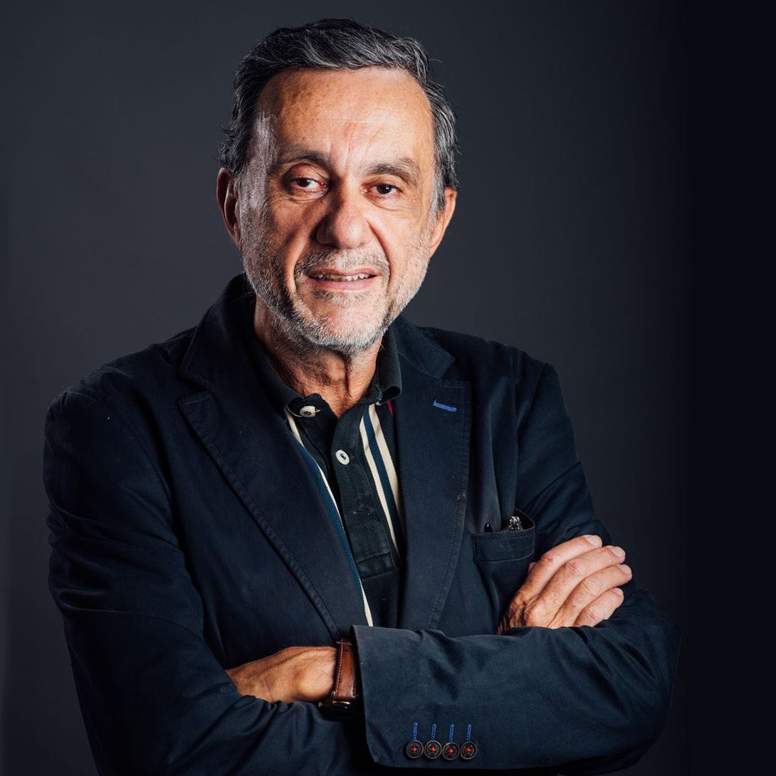 Journalist Pierre Cochez, France
