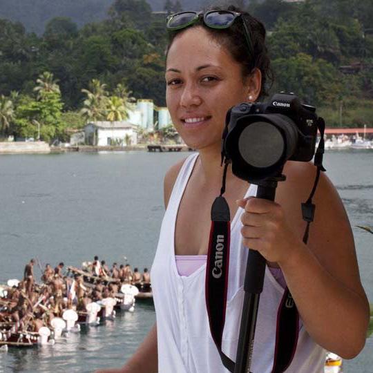 Kalolaine Uechtritz Fainu, Papua New Guinea
