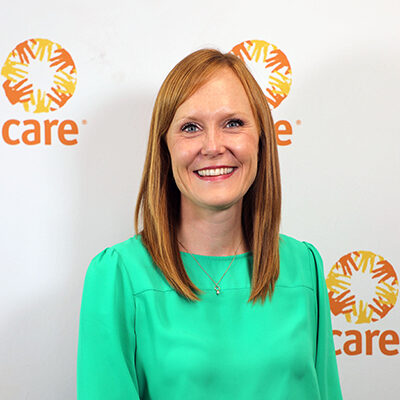 Jessie Thomson, Vice President, Strategy, CARE Canada