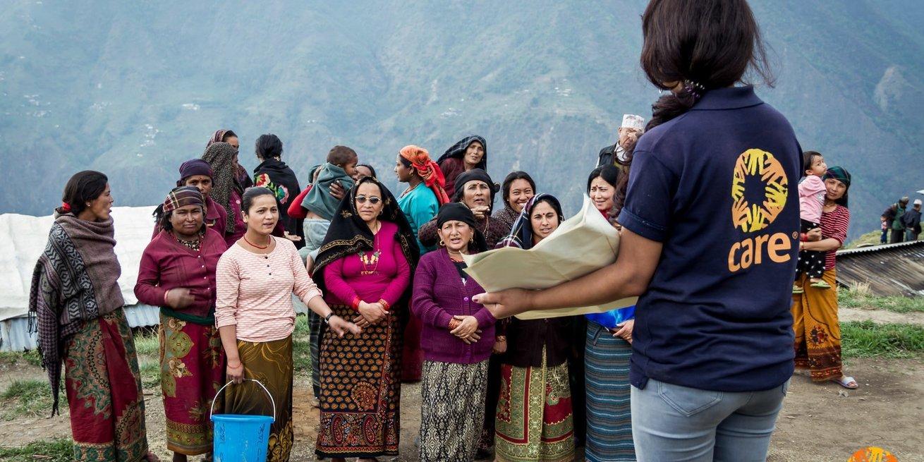 Water, Sanitation and Hygiene (WASH) training in Nepal
