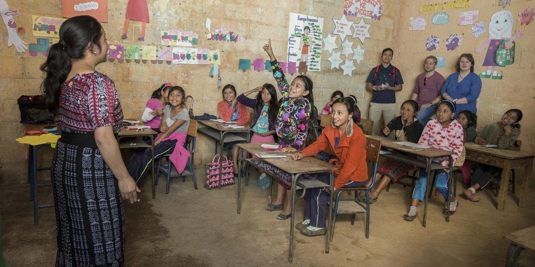 Classroom Guatemala 2017