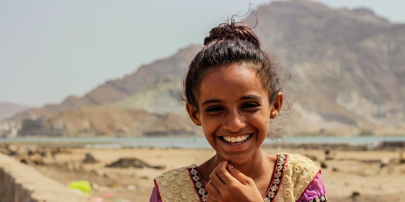 Amaal's only wish was to return to school in Yemen, 2019