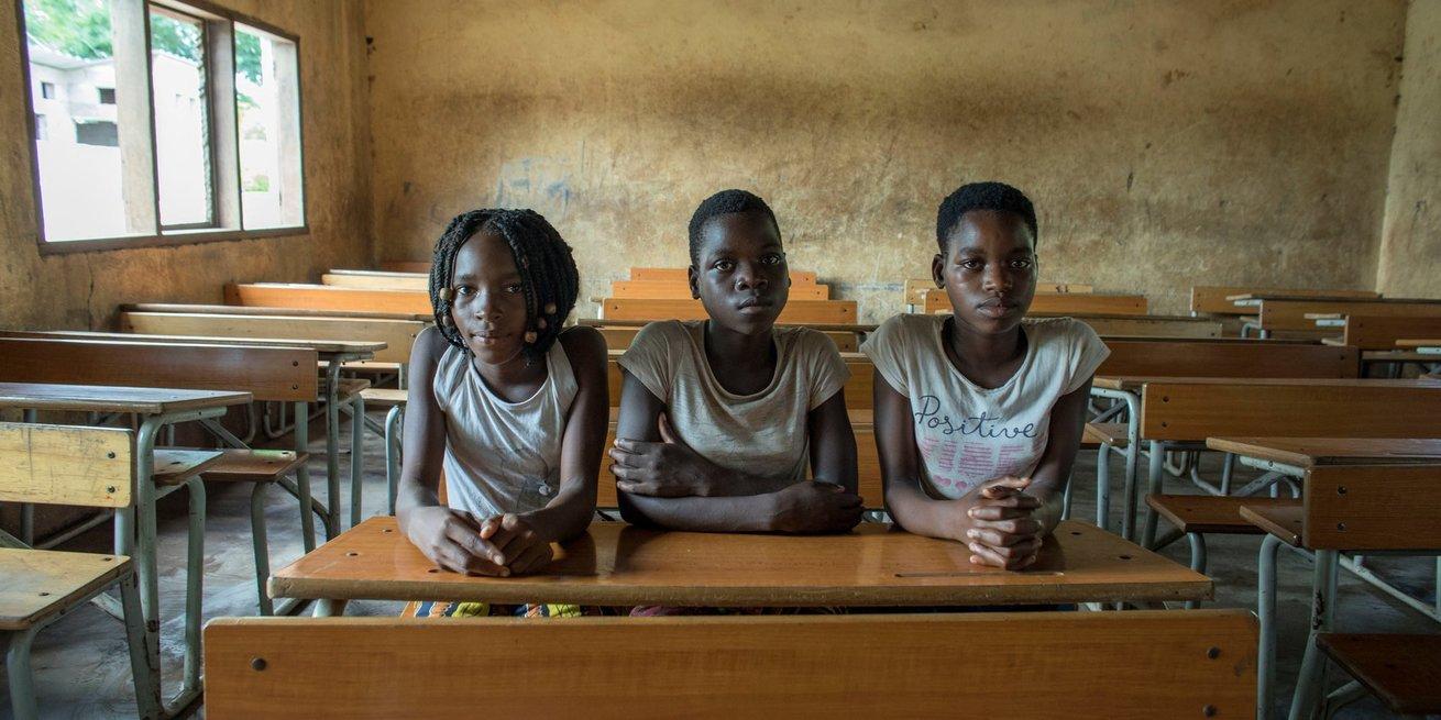 Hygiene Promotion at Nharuchonga Primary School in Nhamatanda, Mozambique