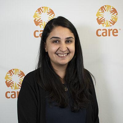 Simran Singh, Vice President of Global Programs, CARE Canada
