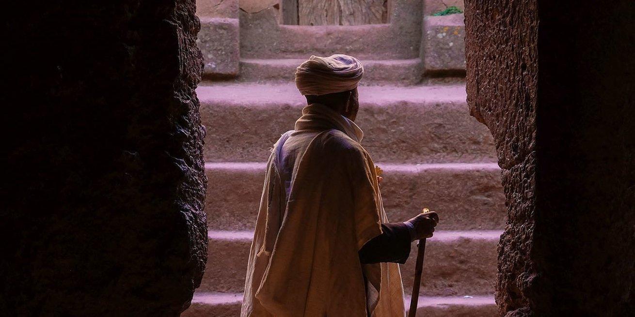 Lalibela, Ethiopia. Photo: Stéphane Hermellin